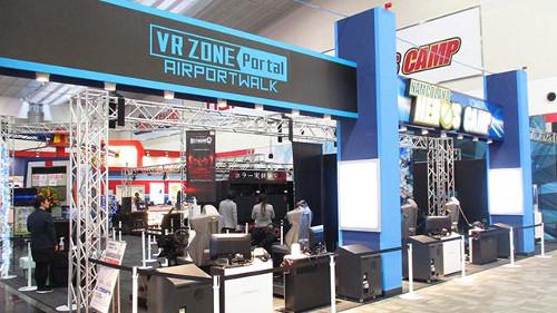 VR ZONE Portalヒーローズキャンプ
