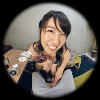 VRアイドル新作動画で柚木ちゃんと飲む