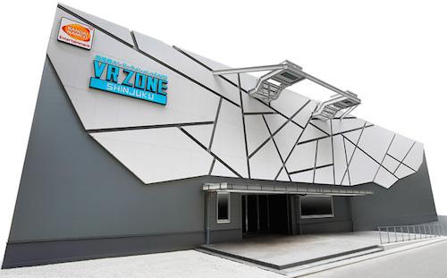 アイナナCGライブの舞台「VR ZONE SHINJUKU」