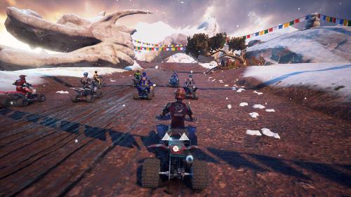 PSVRゲームランキング「ATV ドリフト&トリックス」