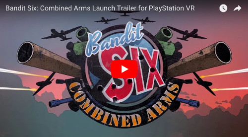 PSVRゲームソフト「バンディット」のPV