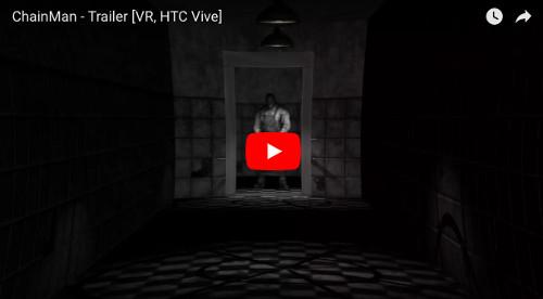 PSVRゲームソフト「Chainman」の動画