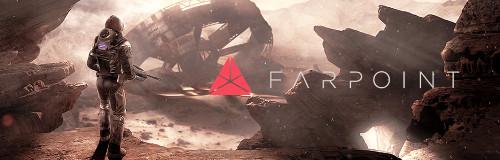 PSVRゲームソフト「Farpoint」