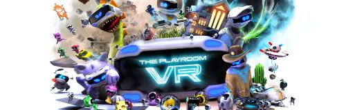 おすすめPSVRゲームソフト「The Playroom VR」
