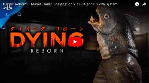 PSVRソフト「Dying Reborn」の動画