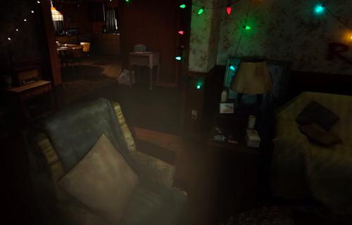 暗い部屋はVRでより暗い