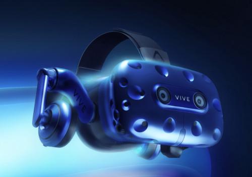 HTCが「HTC Vive Pro」とVive無線化アダプターを発表!高画質なVRをワイヤレスで楽しめる!