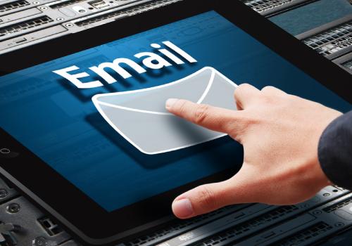 メールアドレスが感染