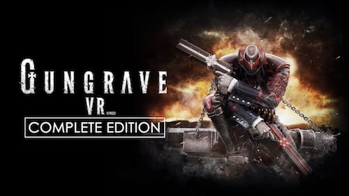 GUNGRAVEVR COMPLETEEDITION