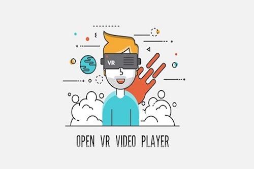 オキュラスリフト見方1・Open VR Video Player