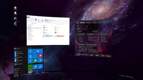 オキュラスリフトでVirtual Desktopを使ってつべをみる
