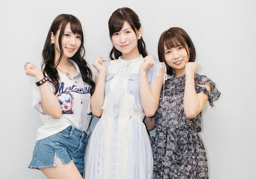 AVOPEN2018イメージガール特別インタビュー公開!(桜空もも・園田みおん・戸田真琴)