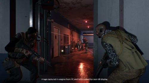 PSVRゲームソフト「ファイヤーウォール」