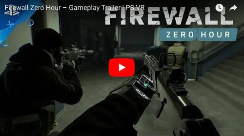 PSVRおすすめゲーム「Firewall」