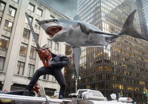 サメ映画「シャークネード」がVRゲームに!?日本での発売は?