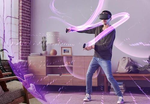 Oculus Quest登場!PCもケーブルも不要の最新型VRヘッドセット!