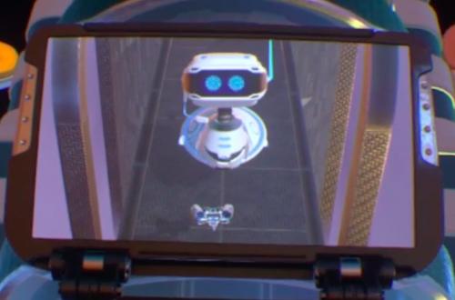 アストロボットプレイヤー