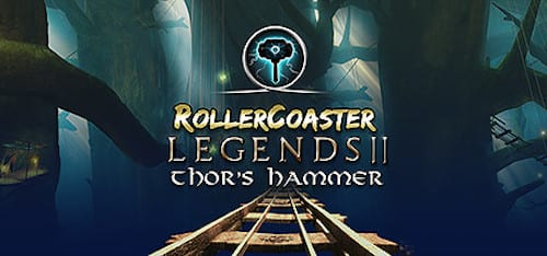 PSVRソフトRollerCoaster Legends