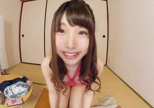 VR通信限定動画あり!『apartment Days! ゆら act1』から、ゆらちゃん撮りおろしムービー♡