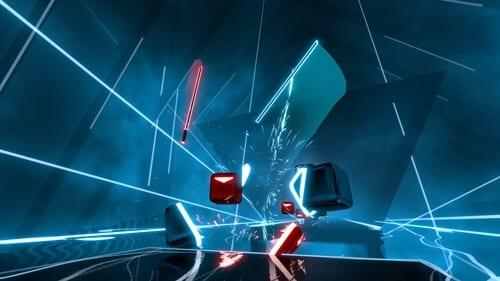 PSVRゲームソフト,Beat Saber