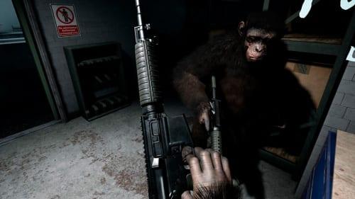 猿の惑星VR