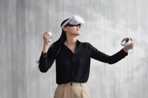 OculusQuest2とは?話題の最新VRゴーグルを詳しく紹介!